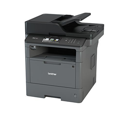 Brother MFC-L5750DN Mono Laser Printer |A4|Print, Copy, Scan, Fax, Duplex Two-Sided Printing & Wireless