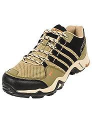 Campus Men Triggeer Beige Running Shoes