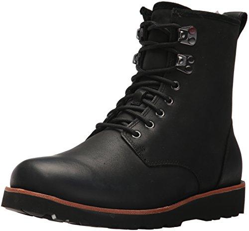 Uggs Stiefel Winter Männer (UGG Schuhe - Boots HANNEN TL 1008139 - black, Black, 47 EU)