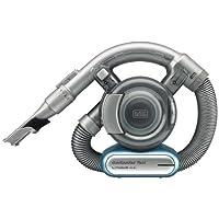 Black+Decker 14.4V 1.5Ah Li-Ion Flexi Auto Dustbuster Handheld Cordless Vacuum with Pet Tool for Home & Car, Blue/Grey - PD1420LP-GB, 2 Years Warranty