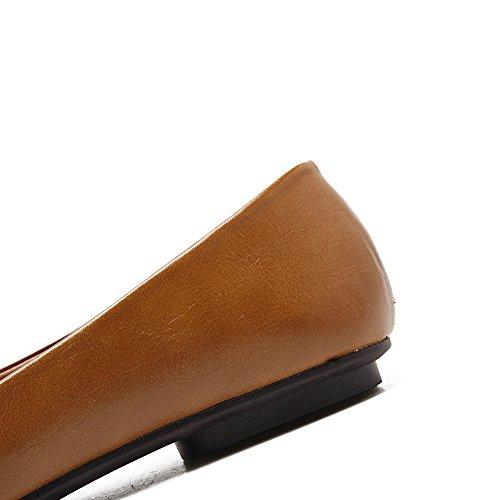A&NDiug00066 - Scarpe chiuse Donna Marrone