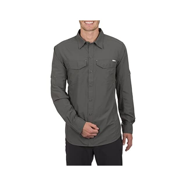 Columbia Silver Ridge Chemise manches longues Homme