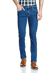 Arrow Mens Relaxed Fit Jeans (8907538544759_AJUJN2817_36W x 34L_Blue)