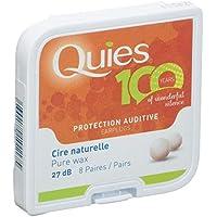 Quies Ohrstöpsel natürliches Wachs, 8-pairs preisvergleich bei billige-tabletten.eu
