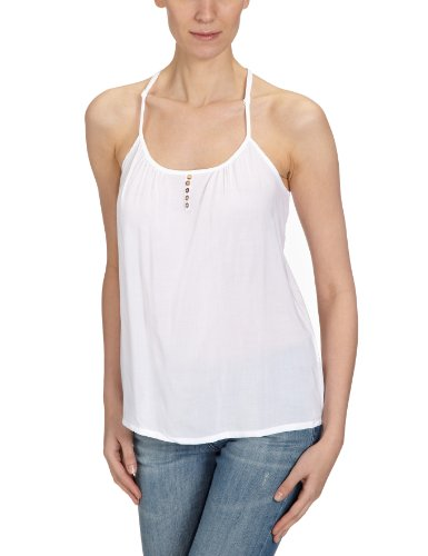 Vero Moda - Chemisier(CHECK) - Femme Blanc (Opt.White)