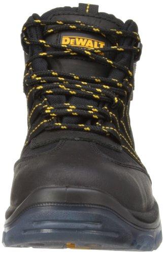 DeWALT Nickel, Scarpe di sicurezza uomo Nero (Black)