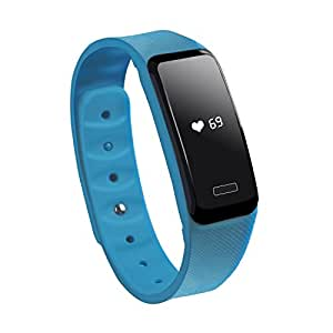 COOSA Fitness Tracker with Heart Rate Monitor Wireless ...
