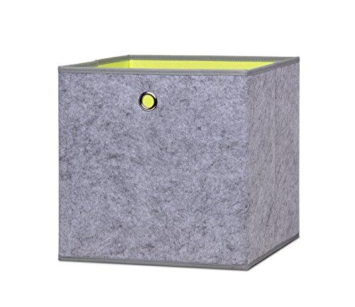 intertrade-002118-beta-1-filz-faltbox-3-er-set-grau-32-x-32-x-32-cm