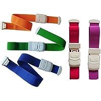 PEPECARE 5Pack Erste Hilfe Schnellverschluss Medical Outdoor Strap Notfallschnalle preisvergleich bei billige-tabletten.eu