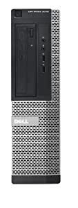 Dell Optiplex 3010 Desktop PC (Intel Core i5 3470 3.2GHz, 4GB RAM, 250GB HDD, DVDRW, LAN, Integrated Graphics, Windows 7 Professional)