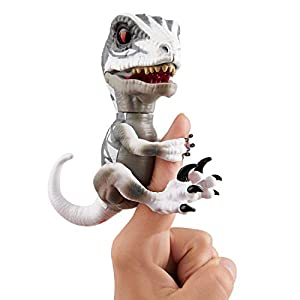Wowwee- Ghost Mascota Interactiva, Color Blanco (3883)