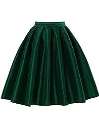 055370c858f9 Suchergebnis auf Amazon.de für  Glockenrock - Grün  Bekleidung