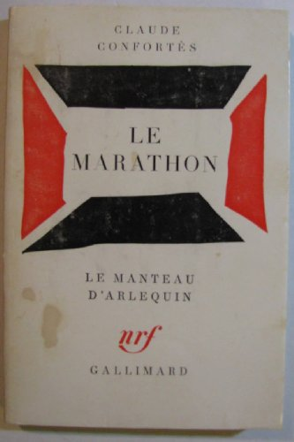 Le Marathon: Pice en trois actes