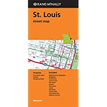 Rand McNally Street Map St. Louis, Missouri