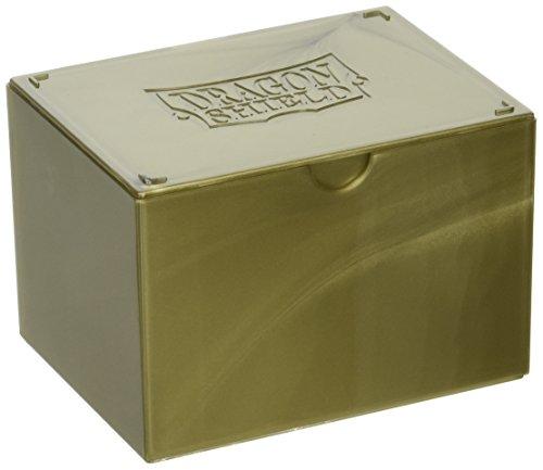 Arcane Tinmen 20006 - Dragon Shield Gaming Box, Gold -
