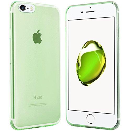 iPhone 7 / iPhone 8 Hülle in Schwarz - moodie Silikonhülle Case Cover Schutzhülle für Apple iPhone 7 und iPhone 8 Grün