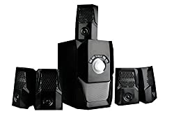 Starc MS80SR 5.1 Speaker System with Bluetooth,USB,FM Radio,AUX-IN,SD/MMC Card