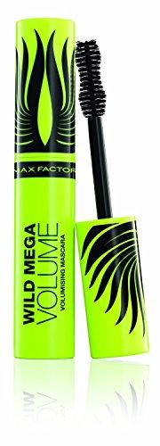 3 x Max Factor Wild Mega Volume Mascara Black Mascara
