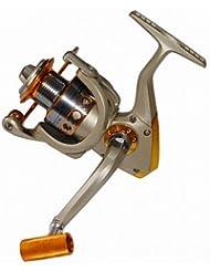 Carretes para pesca spinning 5.5:1 12 Rodamientos de bolas IntercambiablePesca de Mar Pesca a la mosca Pesca de baitcasting Pesca en