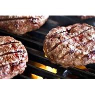 Hook N Block 24 Premium 4oz Beef Burgers