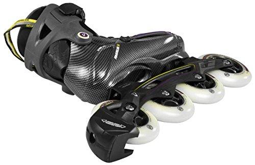 POWERSLIDE Damen Fitness Skates black/purple