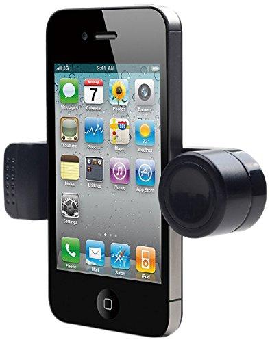 Gembird TA-CHAV-02 KFZ Smartphone-Halterung Schwarz