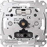 Merten MEG5131-0000 Drehdimmer-Einsatz für ohmsche Last