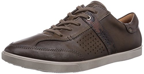 Ecco Collin, Chaussons Sneaker Homme Marron - Braun (Birch/Rust Wrangler/Camouflage59136)