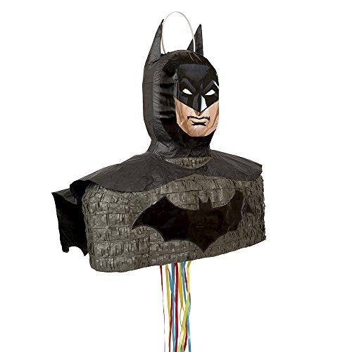 KULTFAKTOR GmbH 3D Pinata Batman 50 cm Einheitsgröße