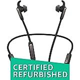 (CERTIFIED REFURBISHED) Jabra Elite 45e Wireless Bluetooth In-Ear Headphones (Titanium Black)