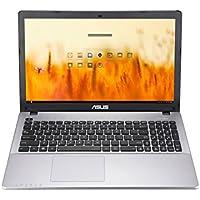 """ASUS R510VX-DM578 - Ordenador Portátil de 15.6"""" Full HD (Intel Core i7-7700HQ , 8 GB RAM, 1 TB HDD, Nvidia GeForce GTX 950 de 2 GB, Endless OS (Inglés)) Gris oscuro - Teclado QWERTY Español"""