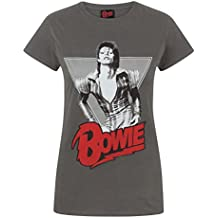 David Bowie Ziggy Stardust Women's T-Shirt
