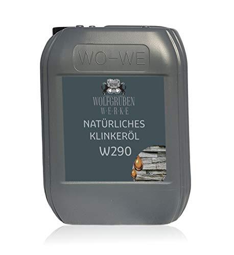 5L - Natürliches Klinkeröl WO-WE W290 Reiniger Fußbodenplatten Ziegelfliesen