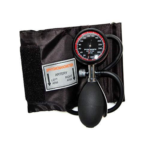 Valuemed Aneroid Palm Blutdruckmessgerät klinischen sphyg Manschette für Erwachsene Pro CE & FDA genehmigt -