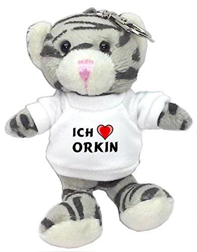 plusch-graue-katze-schlusselhalter-mit-t-shirt-mit-aufschrift-ich-liebe-orkin-vorname-zuname-spitzna