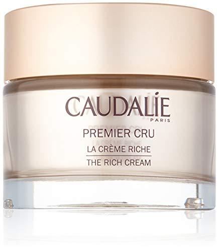 Caudalie Premier Cru - Die Reichhaltige Creme (1 x 50 ml) (Reinigungsmilch Caudalie)