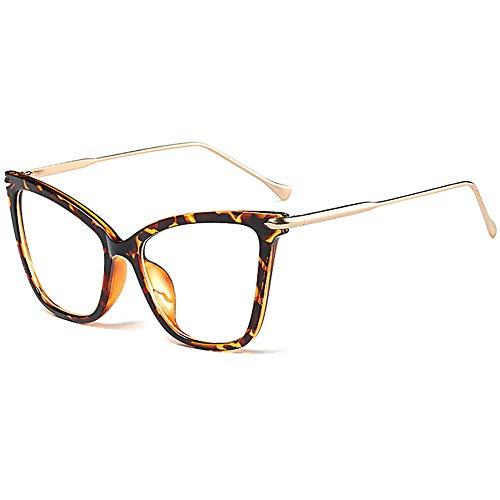Klassisch Cateye Brille Frauen Brillen Mode BrillenOptischer Rahmen Klare Gläser Ins