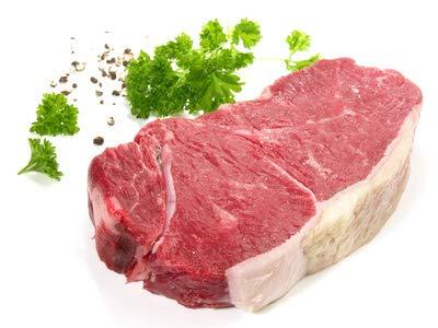 3 kg Rumpsteak (Roastbeef) von der Färse – á 3 cm einzel verpackt – gut zum eingefrieren geeignet