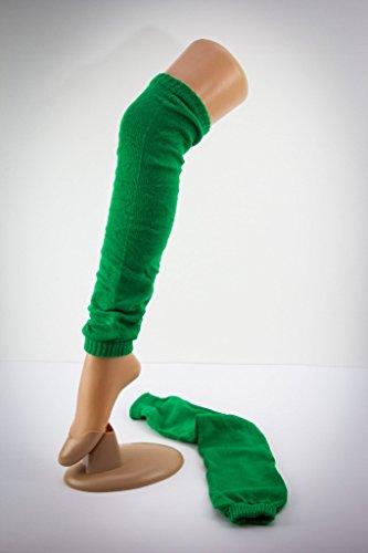 er Stulpen Farbe grün ca. 50cm lang HaPeKoPa© ()