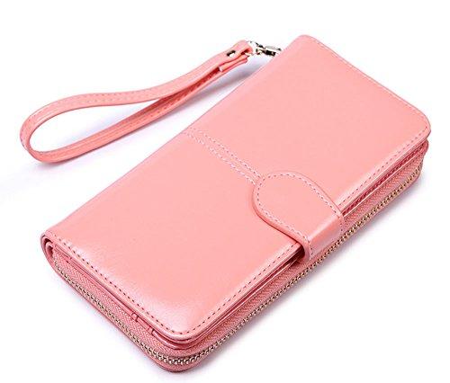 Zoom IMG-3 cfx portafogli bambino rosa pink