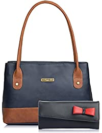 Fostelo Zara Women's Handbag (Blue)