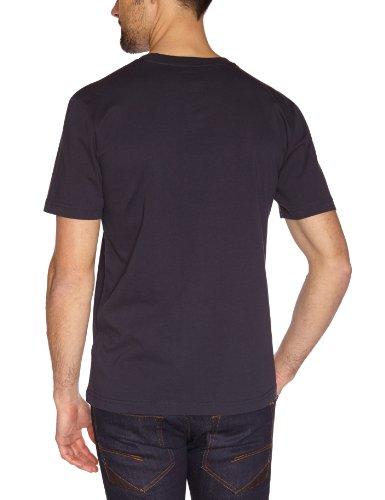 Timberland - T-shirt da uomo blu(Blue - Bleu (Dark Navy))