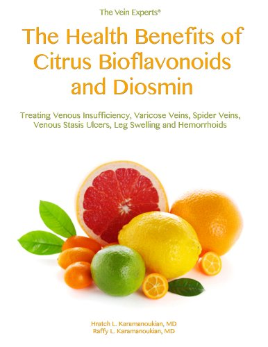 The Health Benefits of Citrus Bioflavonoids and Diosmin (English Edition)