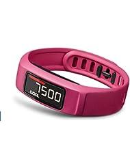 Garmin Vivofit 2 - Bracelet d'Activité Connecté avec Écran - 1 an d'Autonomie - Rose