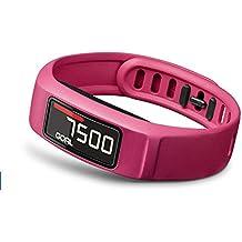 Garmin vívofit 2 - Pulsera de actividad, color rosa