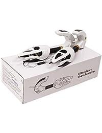 Accesorio con luz ultravioleta para esterilizar, secar, higienizar y desodorizar zapatos y botas