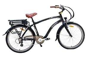 Easybike Easycruiser Premium Cruiser Vélo a assistance electrique Noir
