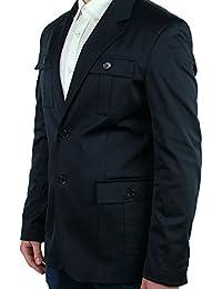 Amazon.it  giacca uomo elegante - JeyVi  Abbigliamento 3debc02cbe0