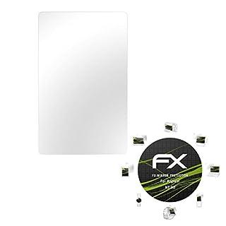 atFoliX Displayschutz für Azgiant NT-90 Spiegelfolie - FX-Mirror Folie mit Spiegeleffekt