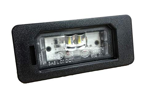 63267193293 I Kennzeichenleuchte Nummernschildleuchte I 3er / 5er / X5 / X6 I Auto Autoteile LED Beleuchtung (Einzeln)